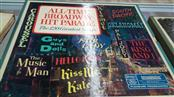 READERS DIGEST Record ALL TIME BROADWAY FAVORITES